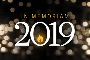 CW  >  In Memoriam 2019  >  Luminaries we lost this year
