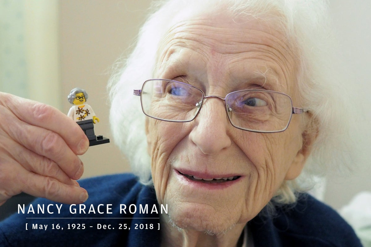 CW  >  In Memoriam 2019  >  Nancy Grace Roman