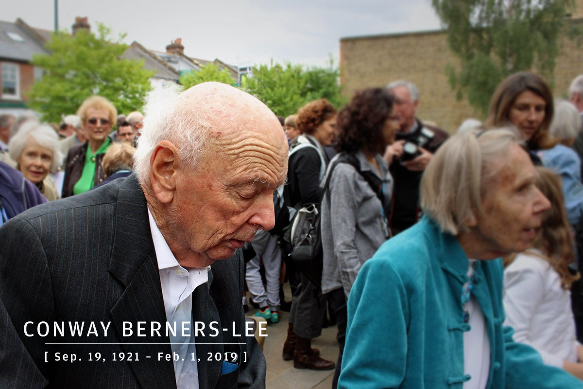 CW  >  In Memoriam 2019  >  Conway Berners-Lee