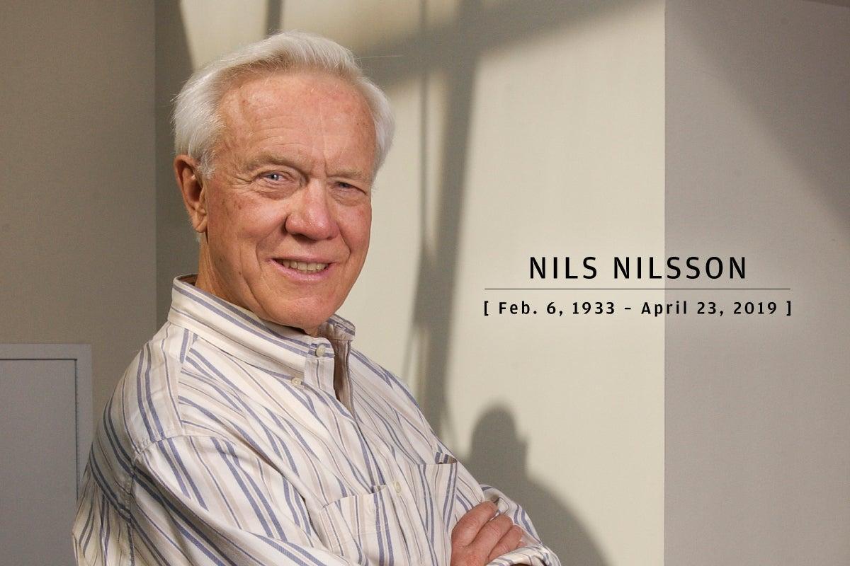 CW  >  In Memoriam 2019  >  Nils Nilsson