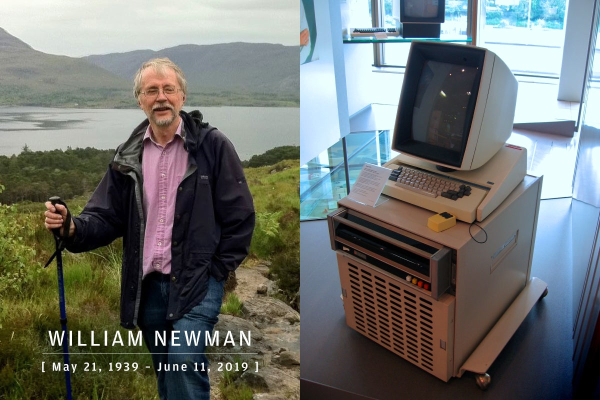 CW  >  In Memoriam 2019  >  William Newman