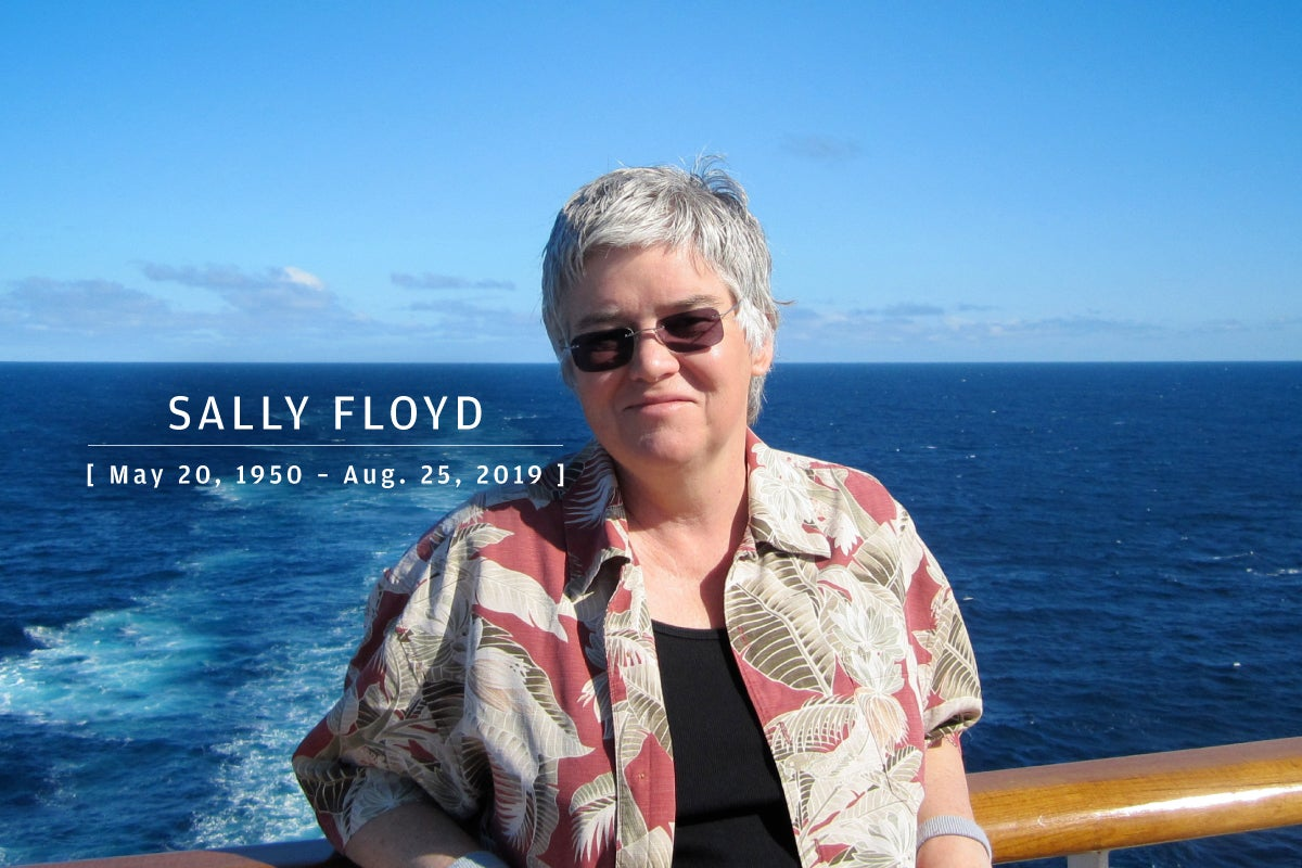CW  >  In Memoriam 2019  >  Sally Floyd