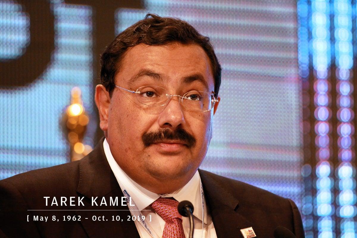 CW  >  In Memoriam 2019  >  Tarek Kamel