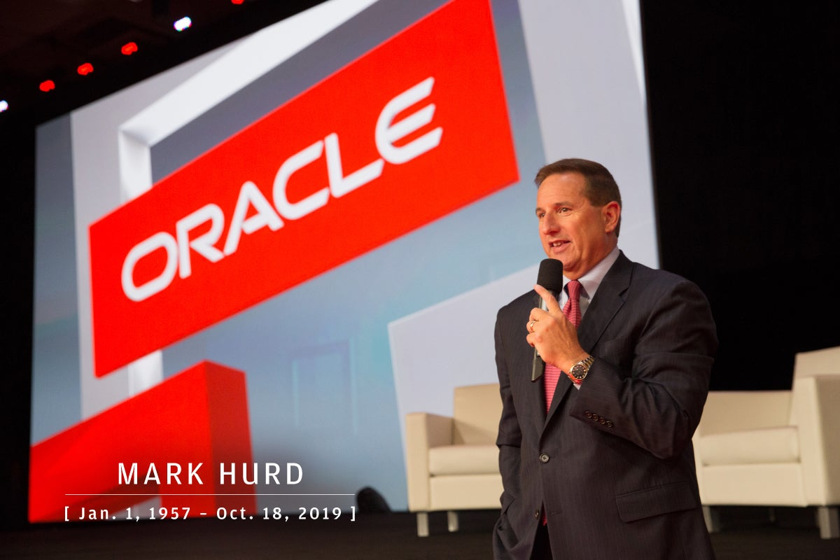 CW  >  In Memoriam 2019  >  Mark Hurd