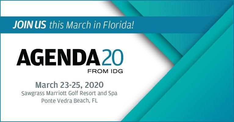 AGENDA Conference March 23-25, 2020