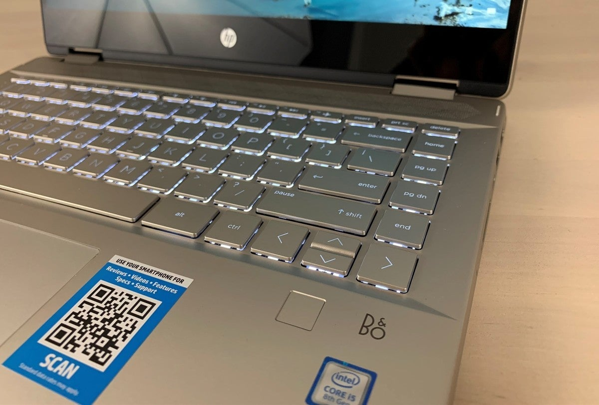 hp pavilion x360 14m dh0003dx keyboard