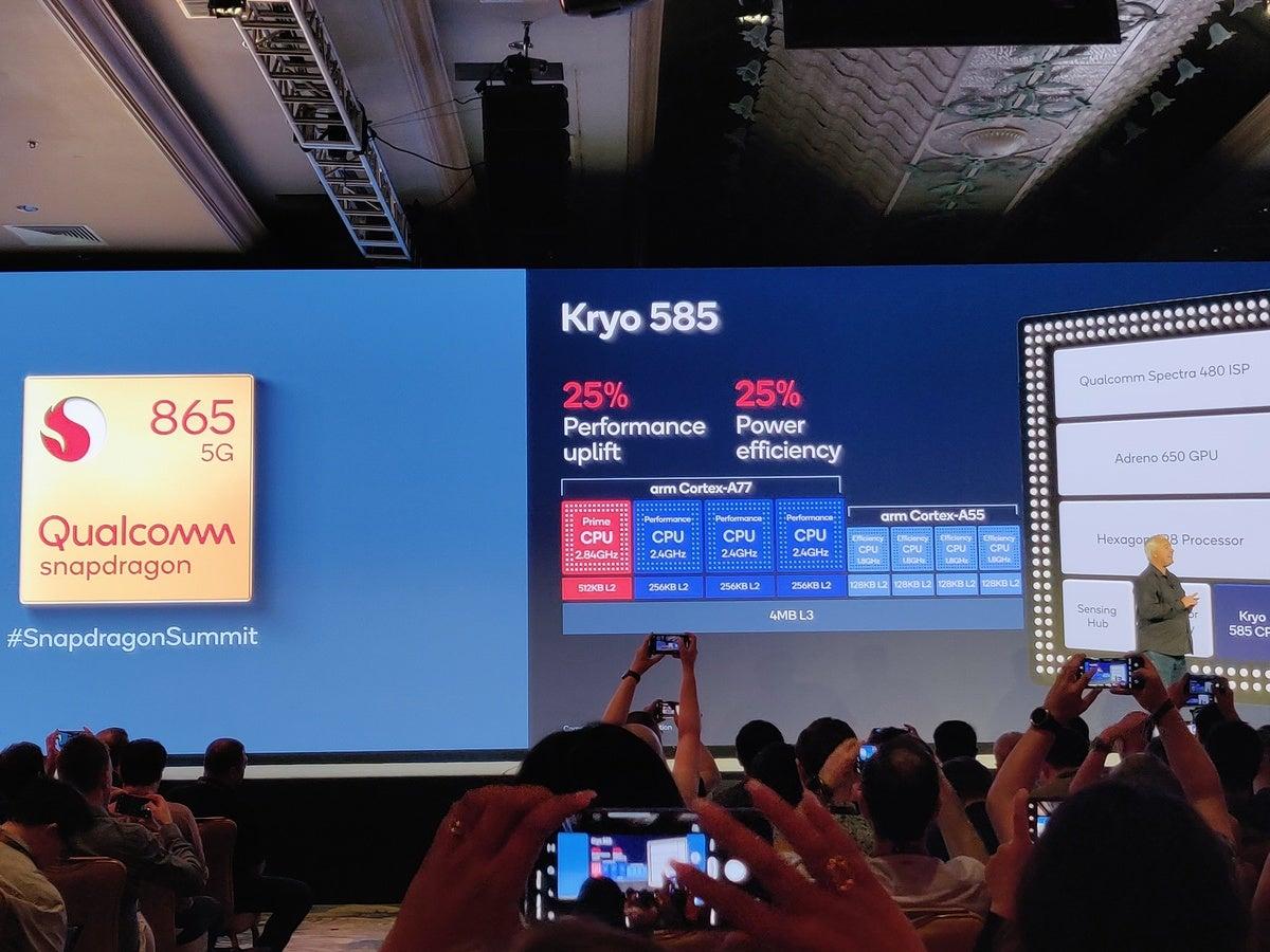 高通骁龙865 Kryo CPU