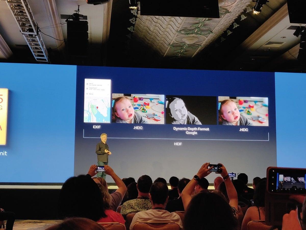 高通Snapdragon相机AI深度图