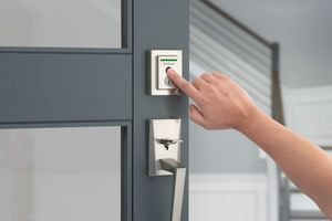 kwikset halo touch smart lock main