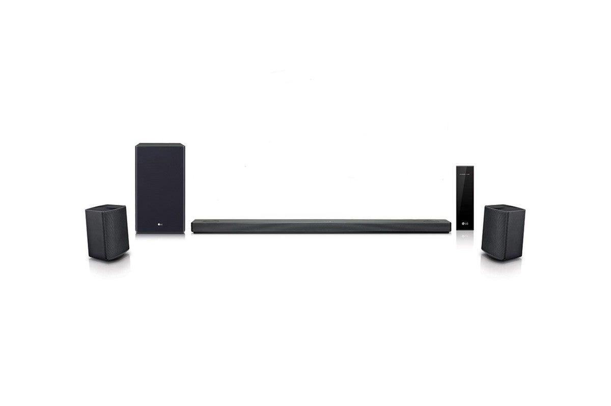 Review Sl10rg x Dts Dolby And Soundbar Atmos Google Lg