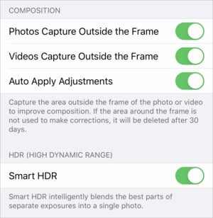 mac911 smart hdr switch