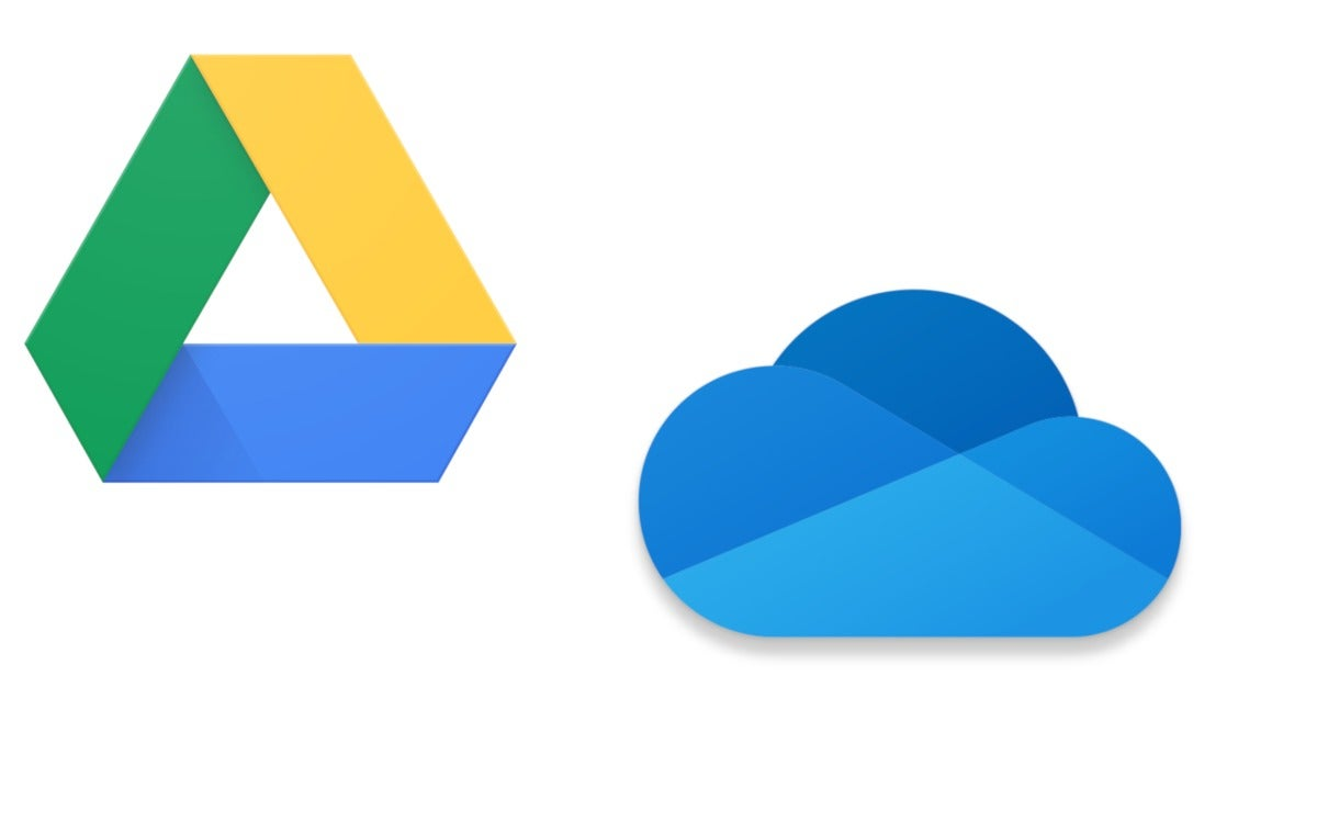 Google Drive vs. Microsoft OneDrive: A point-by-point comparison