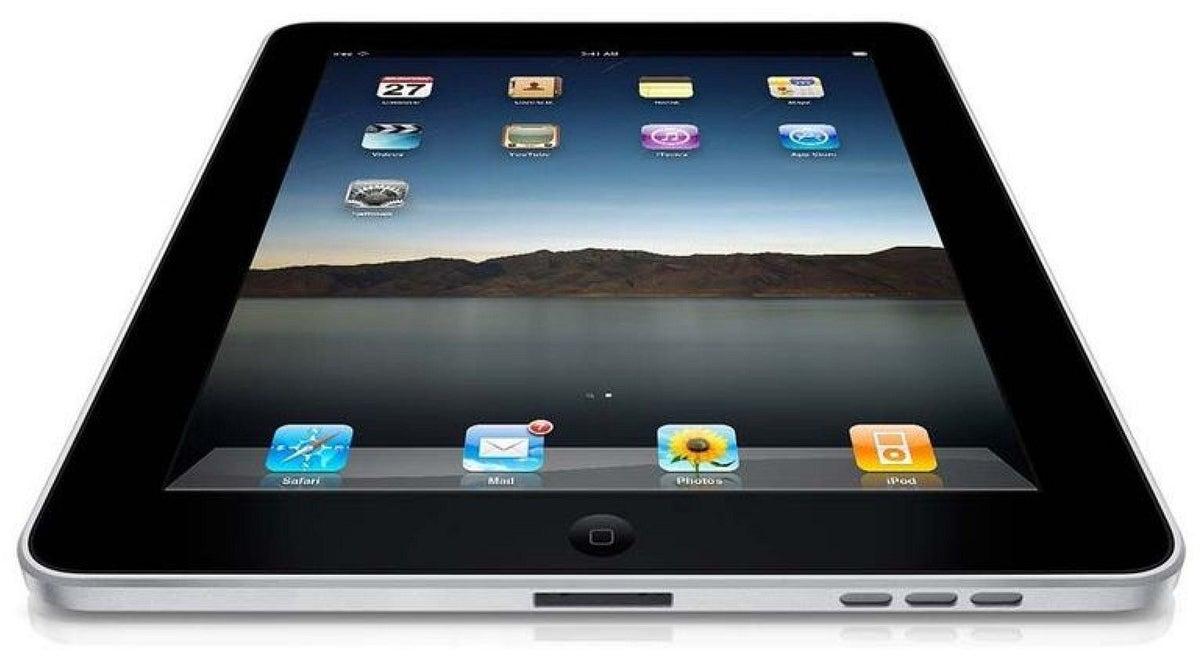 iPad, 2010 год