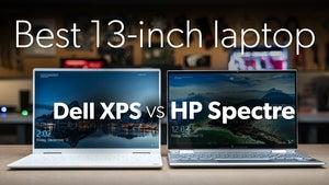 Dell XPS 13 2-in-1 7390 vs HP Spectre x360 13T