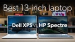 Dell XPS 13 2-in-1 7390 vs HP Spectre x360 13T