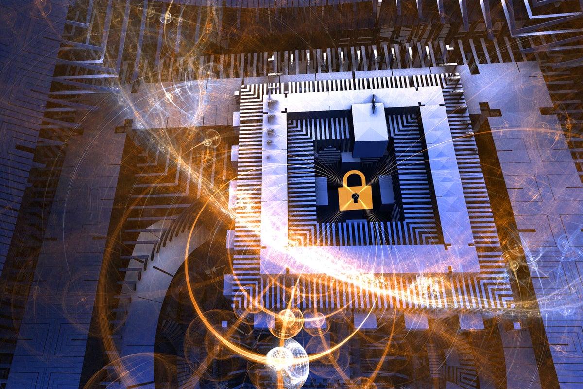 الحوسبة الكمومية و البلوك تشين