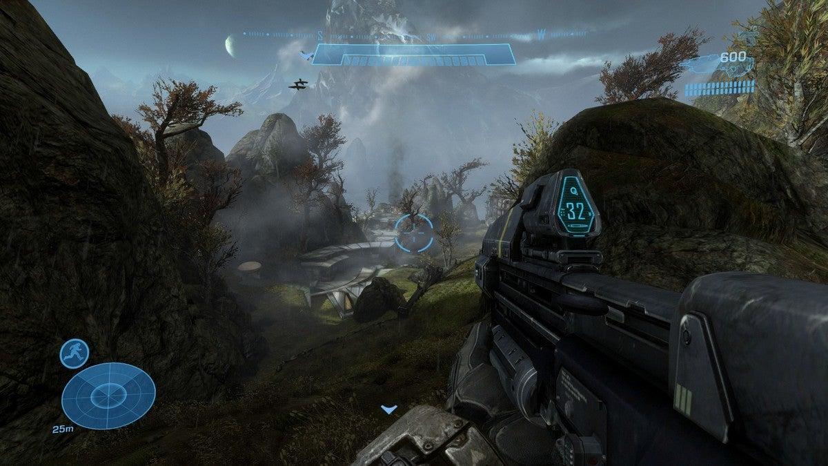 Halo: Reach (PC) - Enhanced Setting