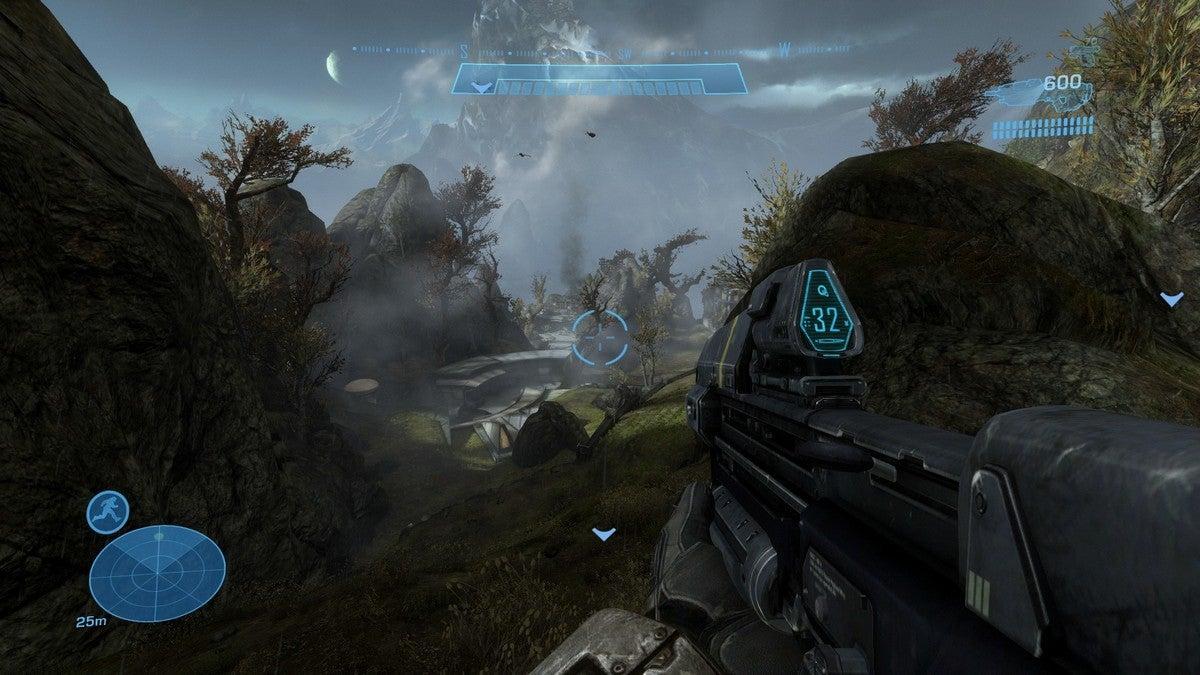 Halo: Reach (PC) - Original Setting
