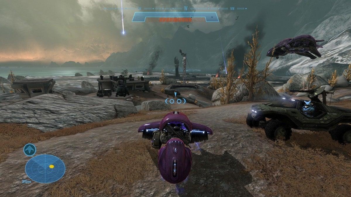 Halo: Reach (PC) - Performance Setting