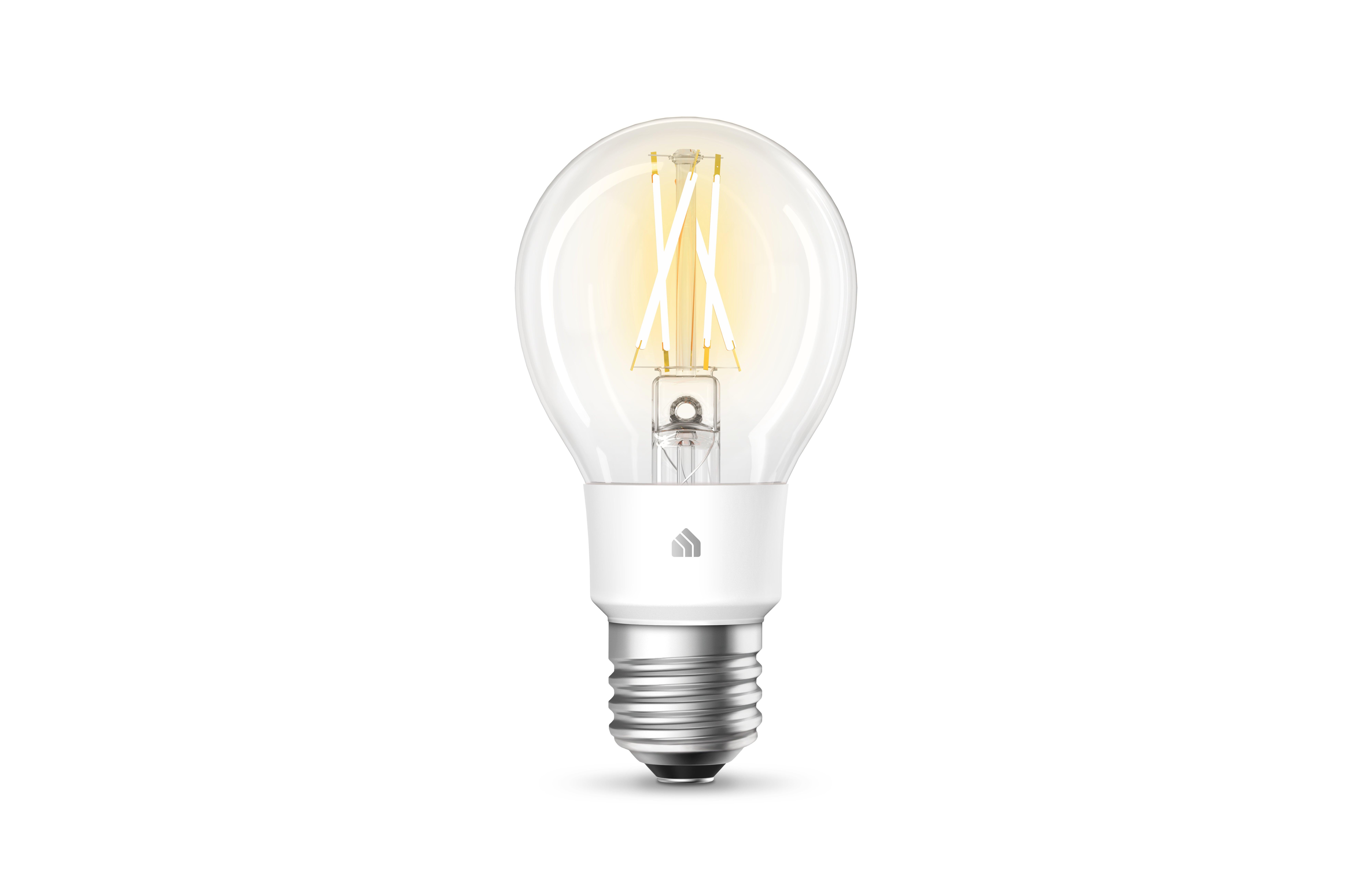 TP-Link Kasa Filament Smart Bulb review: Models KL50 and