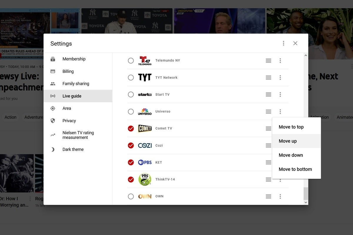 Youtube Tv User Guide 14 Pro Tips Techhive