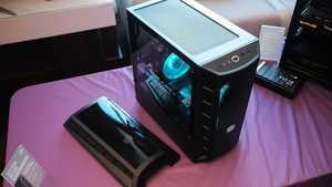 Lian Li MB311L with MB320L front panel