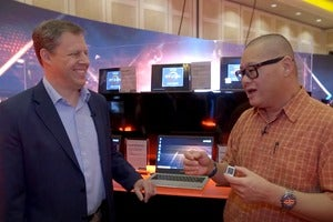amd ryzen 4000 series mobile cpu ces 2020 gordon mah ung david mcafee