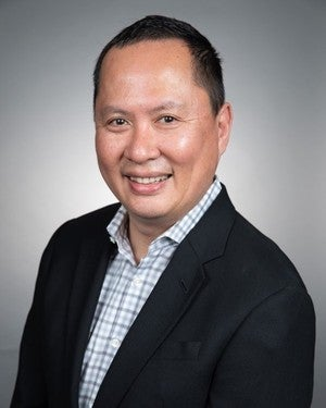 Andy Wang, principal enterprise architect at Pharmacyclics.
