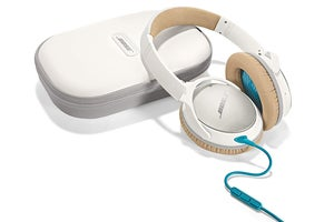 These Bose over-ear noise-canceling headphones have a wire, but they're a steal at $129