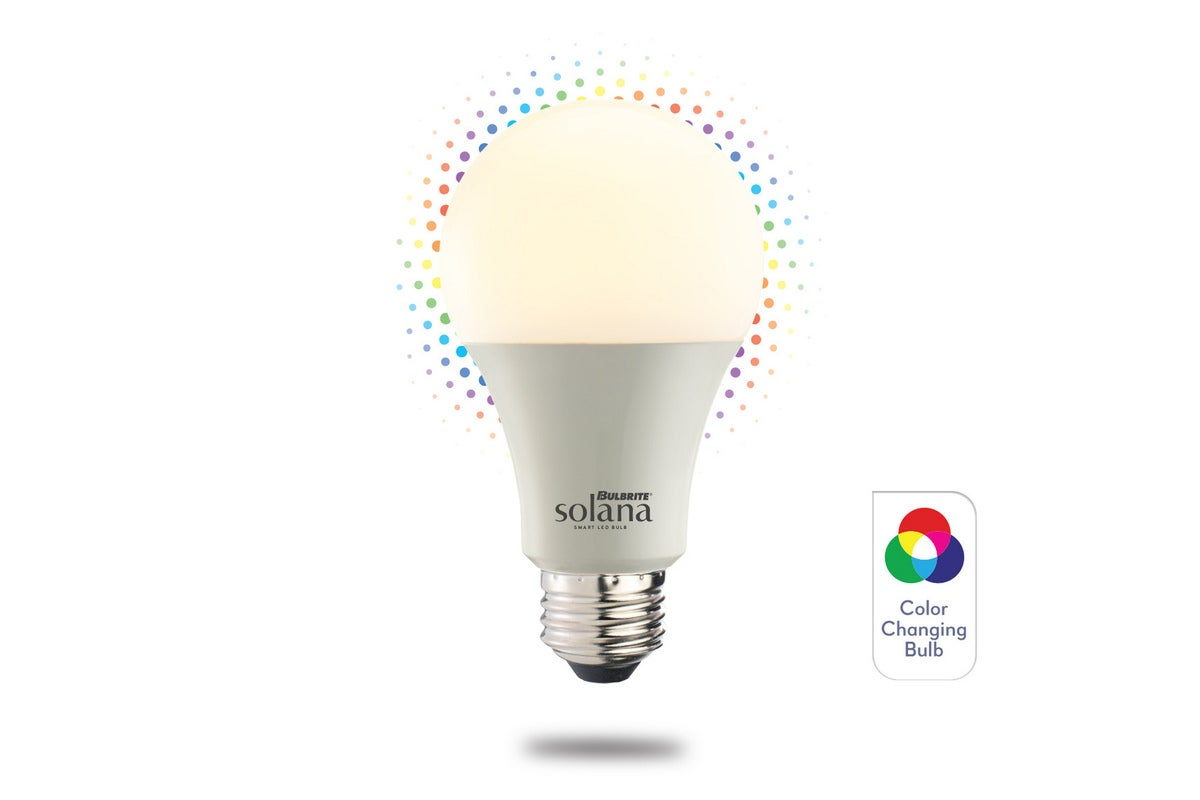 bulbrite solana frost standard color bulb primary