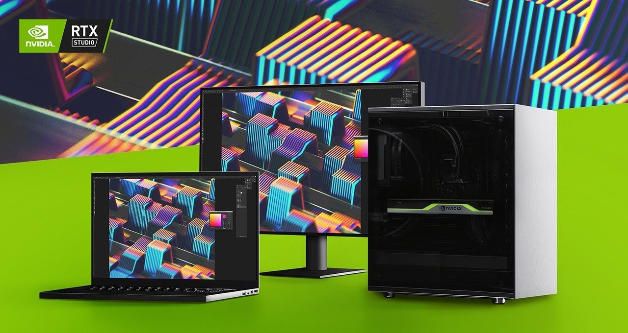 Nvidia to offer free 3 months of Adobe Creative Cloud on all new RTX Studio PCs