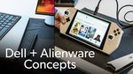 Dell and Alienware concepts