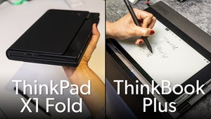 Lenovo ThinkBook Plus and X1 Fold