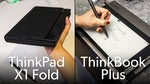 Lenovo ThinkBook Plus and X1 Fold