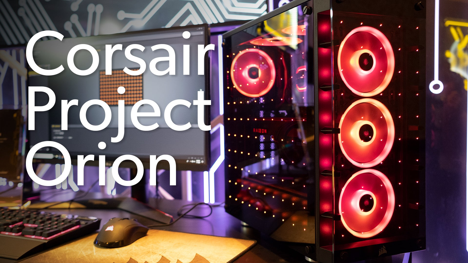 Corsair Project Orion
