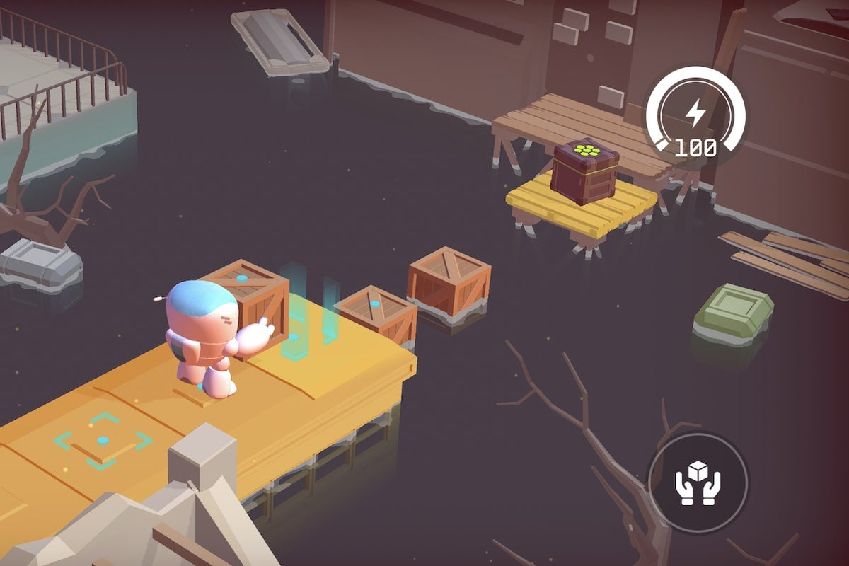 Doomsday Vault Impressions A Puzzler With An Environmentalist
