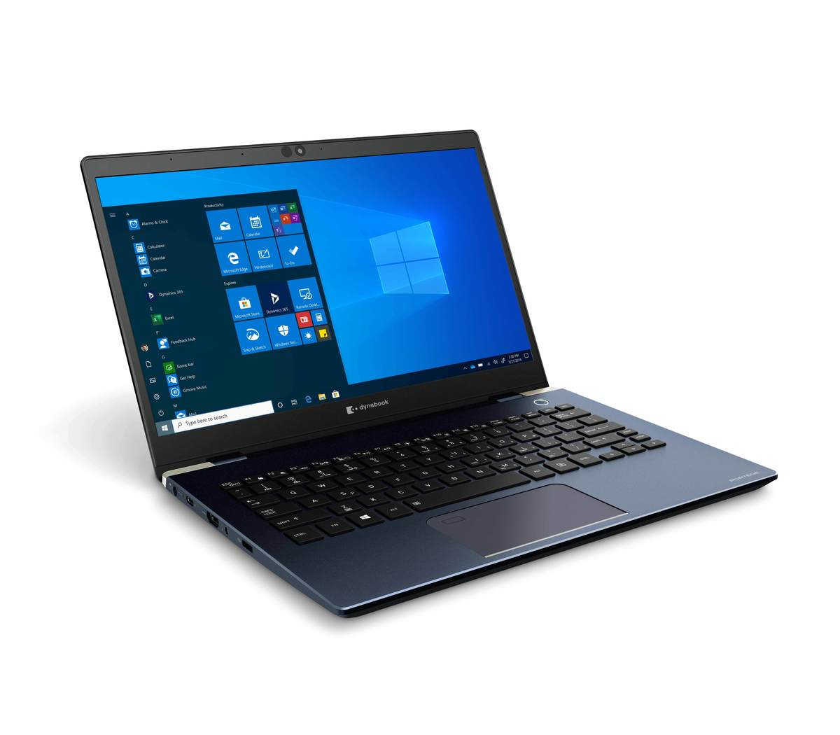 Dynabook's Portege X30L-G 13.3-inch notebook delivers 10th-gen ...