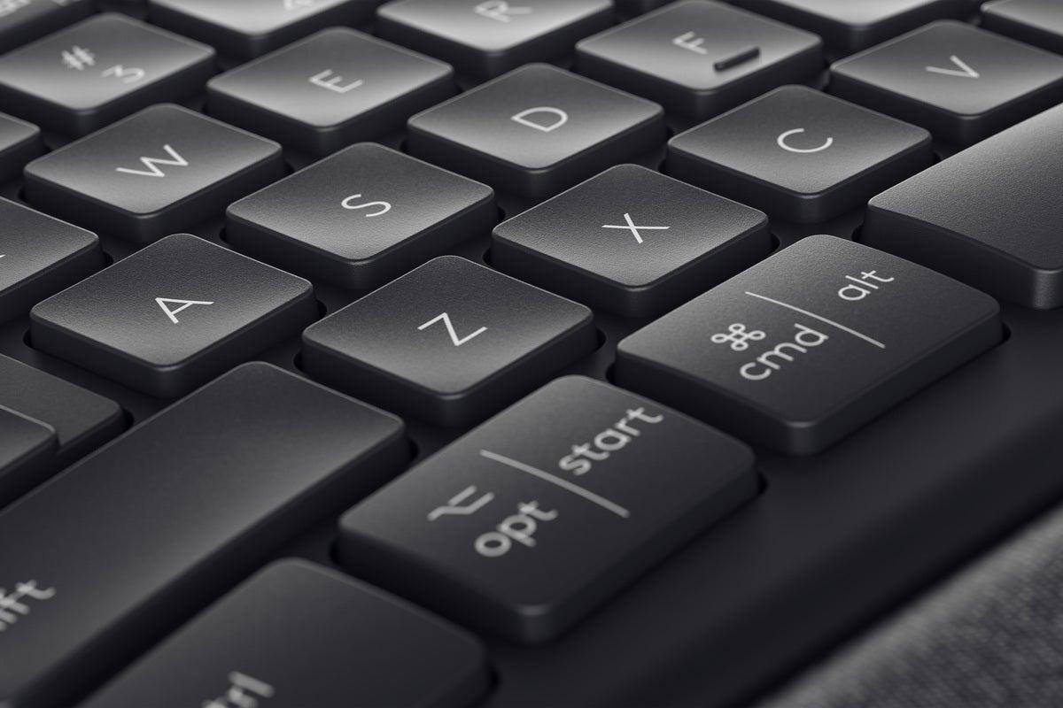 ergo k860 keys