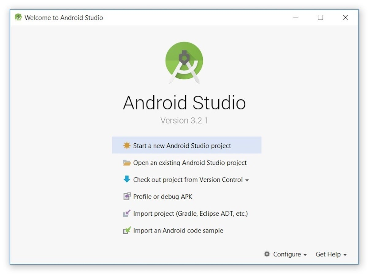 Android Language Project Tool Download android studio for beginners, part 1: installation and setup