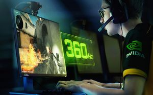 gsync 360 esports displays