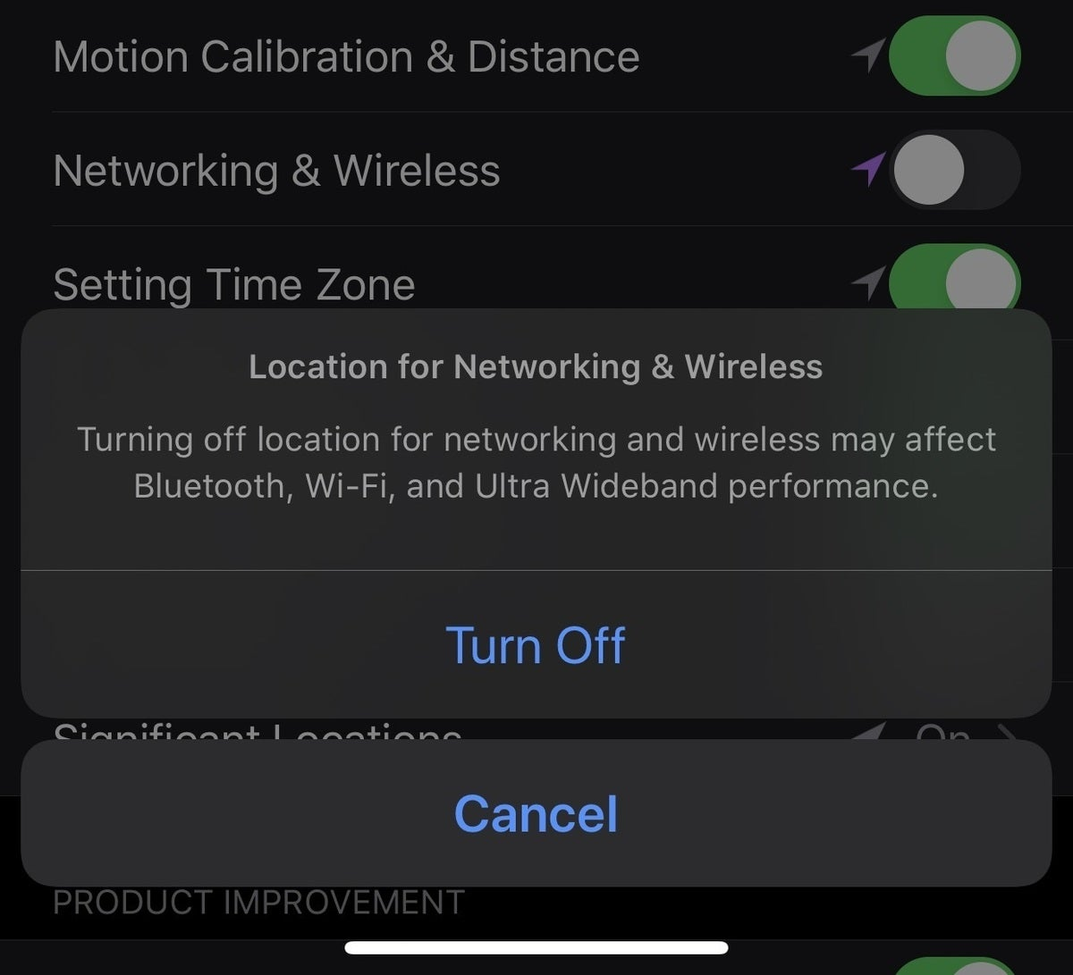 ios13 3 1 networking