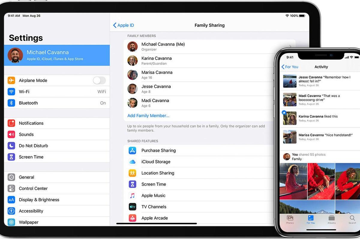 So richten Sie Family Sharing auf Ihrem iPhone, iPad oder Mac ein