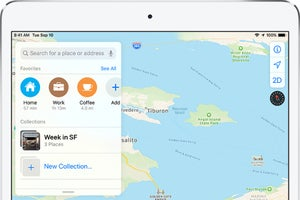 ios13 maps collections