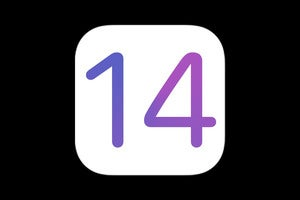 ios14 fake logo