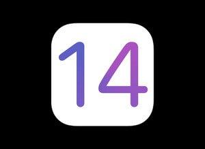 ios14 fake logo