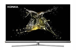 konka x11 series oled tv 55 inch front cropped