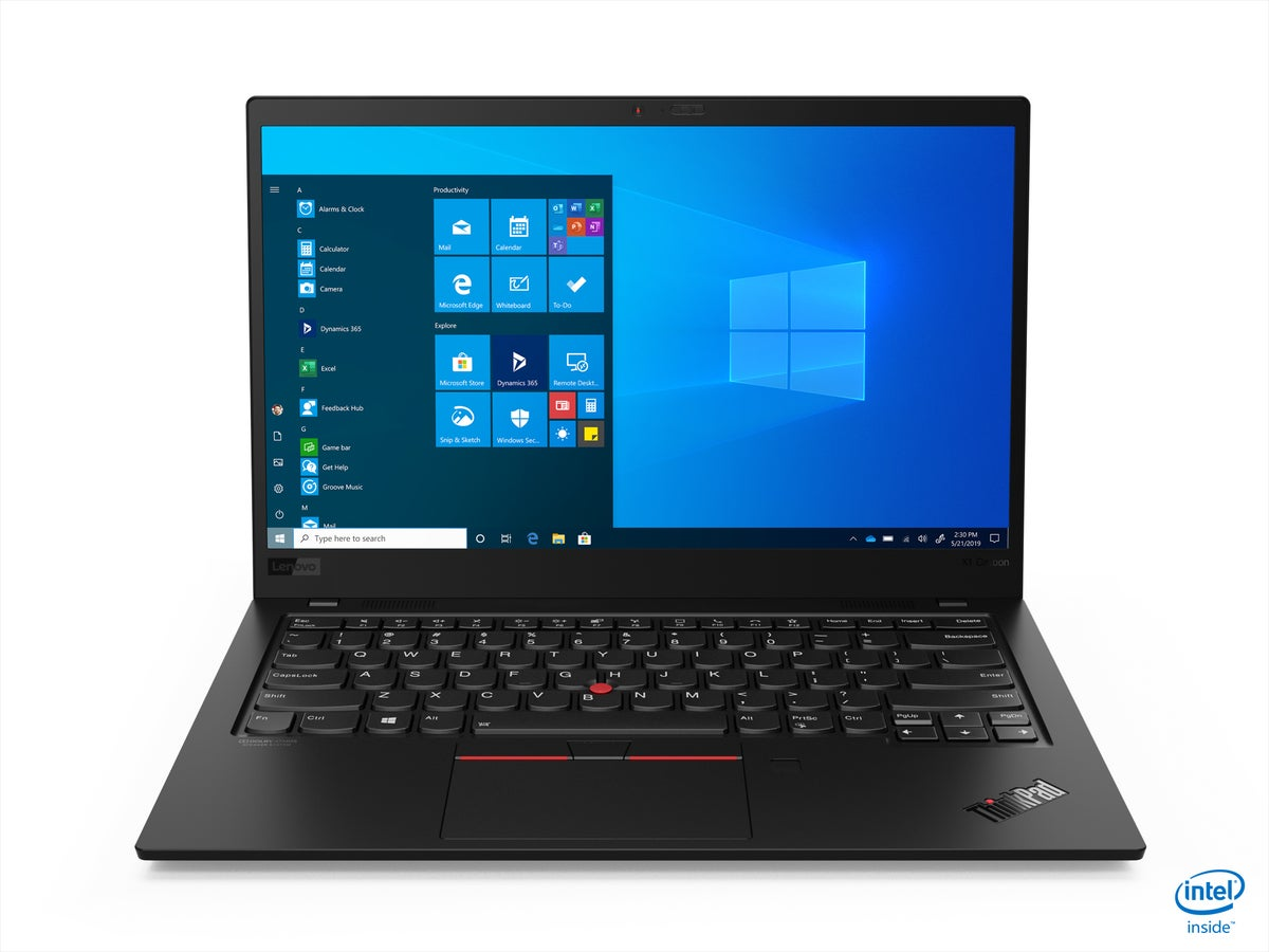Lenovo ThinkPad X1 Carbon 14-inch (8th Gen, 2020)