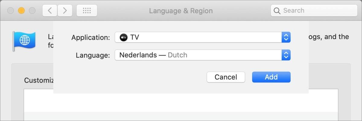 mac911 app language macos