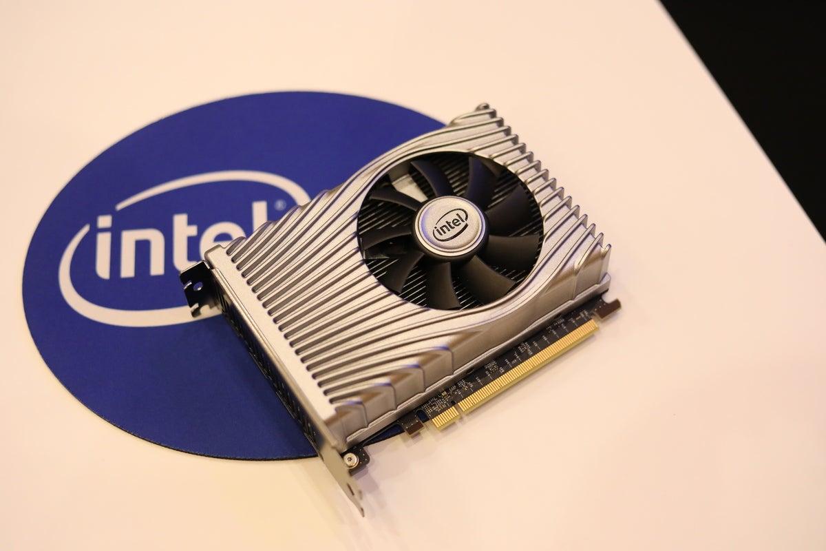 Intel DG1 Software Development Card