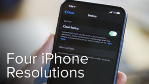 iPhone Resolutions